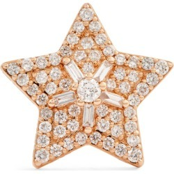 Bee Goddess Rose Gold And Diamond Venus Star Earring found on GamingScroll.com from Harrods Asia-Pacific for $1157.08