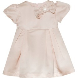 Patachou Bow Detail Party Dress (3-24 Months) found on Bargain Bro UK from harrods.com