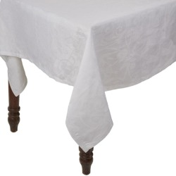 Le Jacquard Français Linen Tivoli Damask Tablecloth (175Cm X 175Cm) found on Bargain Bro India from harrods (us) for $282.00