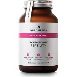 Wild Nutrition Bespoke Woman Food-Grown Fertility (60 Capsules) found on Bargain Bro UK from harrods.com