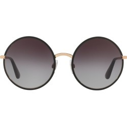 Dolce & Gabbana Round Metal Frame Sunglasses found on Bargain Bro UK from harrods.com