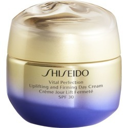 Shiseido Vital Perfection Uplifting and Firming Day Cream SPF 30 (50ml) found on Bargain Bro UK from harrods.com