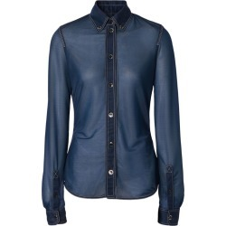Burberry Sheer Shirt found on Bargain Bro from harrods (us) for USD $608.00