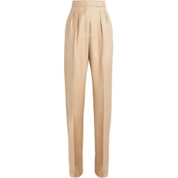 Max Mara Pleated Trousers found on Bargain Bro UK from harrods.com