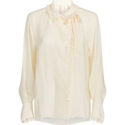 Chloé Ruffle Blouse found on Bargain Bro from harrods.com for £1333
