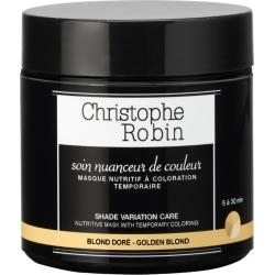 Christophe Robin Shade Variation Care Golden Blonde