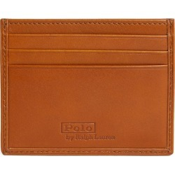 Polo Ralph Lauren Leather Polo Bear Card Holder found on Bargain Bro UK from harrods.com