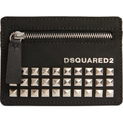 Dsquared2 Canvas Studded Card Holder found on Bargain Bro from harrods (us) for USD $120.84