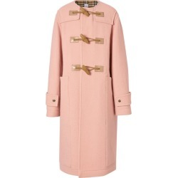 Burberry Wool Duffle Coat found on Bargain Bro UK from harrods.com