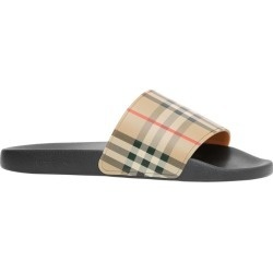 Burberry Vintage Check Print Slides found on GamingScroll.com from Harrods Asia-Pacific for $373.36