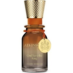 Atkinsons Oud Save the King Mystic Essence Perfume Oil (30ml) found on Makeup Collection from harrods.com for GBP 157.57