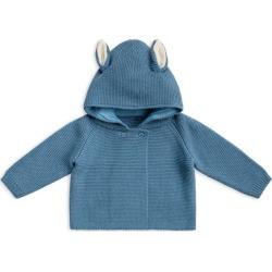 Stella McCartney Kids Ear-Detail Cardigan (6-24 Months) found on Bargain Bro UK from harrods.com