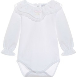 Patachou Frilled Bodysuit (1-24 Months) found on Bargain Bro UK from harrods.com