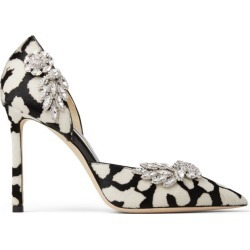 Jimmy Choo Teja 100 Embellished Pumps found on Bargain Bro from harrods.com for £634