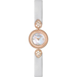 Boucheron Rose Gold and Diamond Serpent Bohème Watch 18mm found on MODAPINS from harrods.com for USD $14858.96