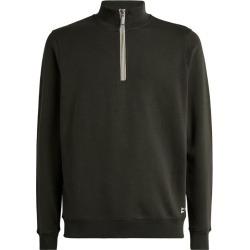 Barbour Lockley Half-Zip Sweater found on Bargain Bro UK from harrods.com