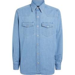 Tom Ford Denim Shirt found on Bargain Bro UK from harrods.com