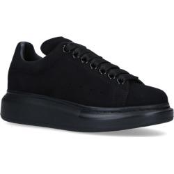 Alexander McQueen Suede Runway Sneakers found on Bargain Bro UK from harrods.com