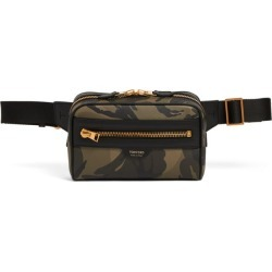 Tom Ford Leather Camouflage Print Buckley Belt Bag found on Bargain Bro from Harrods Asia-Pacific for USD $2,025.81