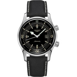 Longines Stainless Steel Legend Diver Watch 42mm found on MODAPINS from harrods.com for USD $2468.81