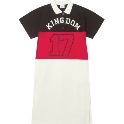 Burberry Kids Cotton Kingdom Polo Dress (10-12 Years) found on Bargain Bro UK from harrods.com