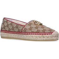 Gucci Matelassé Pilar Espadrilles found on Bargain Bro UK from harrods.com