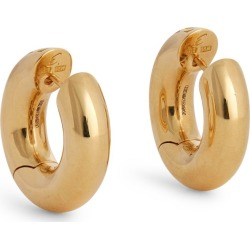 Engelbert Yellow Gold Fat Creole Earrings found on Bargain Bro from Harrods Asia-Pacific for USD $2,996.22