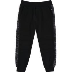 Philipp Plein Junior Logo Tape Sweatpants found on Bargain Bro UK from harrods.com