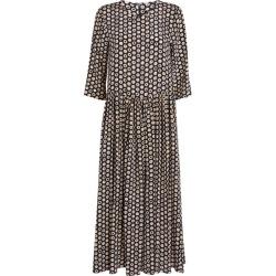 Max Mara Silk Polka-Dot Dress found on Bargain Bro UK from harrods.com