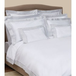 Yves Delorme Walton Super King Flat Sheet (270Cm X 310Cm) found on Bargain Bro India from harrods (us) for $450.00