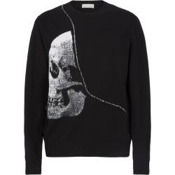 Alexander McQueen Skull Sweater found on Bargain Bro UK from harrods.com