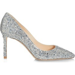 Jimmy Choo Romy 85 Glitter Pumps found on Bargain Bro from harrods.com for £1906