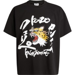 Kenzo Logo Tiger T-Shirt found on GamingScroll.com from Harrods Asia-Pacific for $184.35