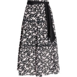 Dvf Diane Von Furstenberg Floral Lucia Midi Skirt found on MODAPINS from Harrods Asia-Pacific for USD $469.49
