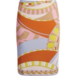 Emilio Pucci Wally Printed Mini Skirt found on MODAPINS from Harrods Asia-Pacific for USD $523.34