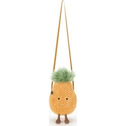 Jellycat Amuseable Pineapple Shoulder Bag found on Bargain Bro India from Harrods Asia-Pacific for $24.62