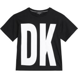 DKNY Cotton Logo T-Shirt (6-16 Years) found on Bargain Bro UK from harrods.com