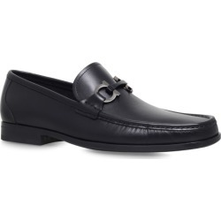 Salvatore Ferragamo Grandioso Leather Bit Loafers found on Bargain Bro UK from harrods.com