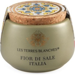 Les Terres Blanches Fior De Sale Italia Salt (70G) found on Bargain Bro from harrods (us) for USD $18.24