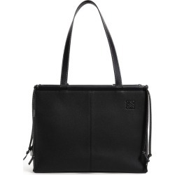 Loewe Leather Cushion Tote Bag found on Bargain Bro UK from harrods.com
