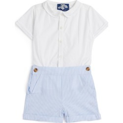 Trotters Rupert Shirt And Shorts Set (3 Months-5 Years) found on GamingScroll.com from Harrods Asia-Pacific for $119.33