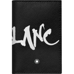 Montblanc Sartorial Calligraphy Saffiano Leather Card Holder found on GamingScroll.com from Harrods Asia-Pacific for $253.57