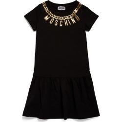 Moschino Kids Logo Chain Dress (4-14 Years) found on Bargain Bro UK from harrods.com