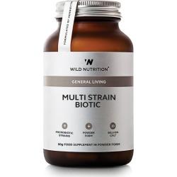 Wild Nutrition General Living Multi Strain Biotic (90g) found on Bargain Bro UK from harrods.com