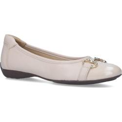 Carvela Leather Click Ballerina Pumps found on Bargain Bro UK from harrods.com