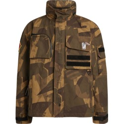 Billionaire Boys Club Camouflage Print Field Jacket found on MODAPINS from harrods.com for USD $623.94