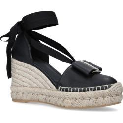 Salvatore Ferragamo Geranio Wedge Sandals 55 found on Bargain Bro UK from harrods.com