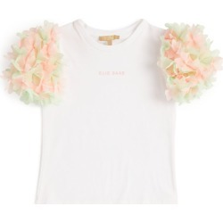 Elie Saab Floral Ruffled T-Shirt (4-14 Years) found on MODAPINS from harrods.com for USD $169.43