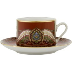 Etro Hayat Teacup and Saucer found on Bargain Bro UK from harrods.com
