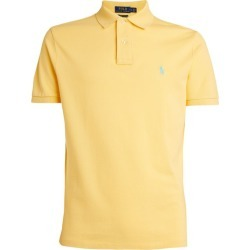 Polo Ralph Lauren Cotton Custom-Fit Mesh Polo Shirt found on GamingScroll.com from Harrods Asia-Pacific for $121.08